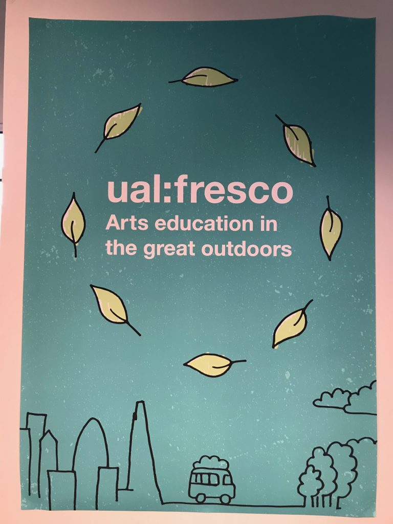 The ual:fresco logo