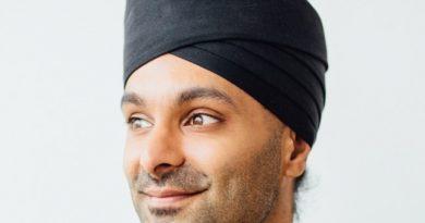 Headshot of Sat Sehmbey